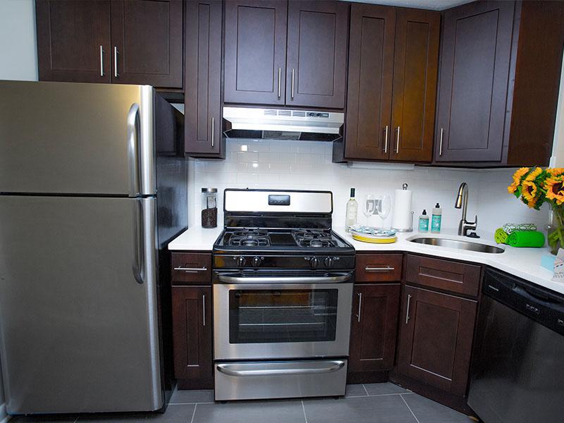 Radcliff House updated kitchen